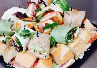 The Gourmet Deli & Catering