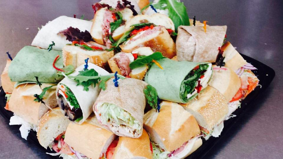 Catering - The Gourmet Deli